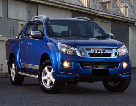 ISUZU DMAX LS 4x2 AT
