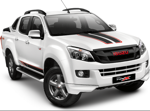ISUZU DMAX TYPE-X 4X2 AT