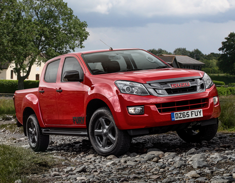 ISUZU DMAX 3.0 4x4 AT