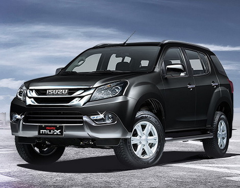ISUZU MU-X 3.0 AT